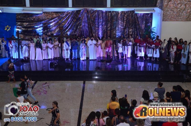 Teatro Paixão de Cristo 2019