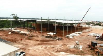 Empresários investem milhões na construção do shopping em Cacoal