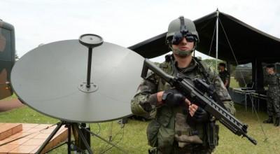 Exército apresenta na segunda-feira o Sistema Integrado de Monitoramento de Fronteiras em Rondônia