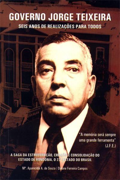 22 de Dezembro de 1981 – Criação do Estado de Rondônia