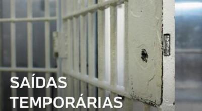 Aproximadamente 50 apenados receberão saída temporária de Natal em Rolim de Moura