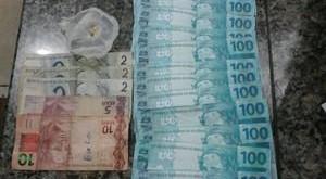 Homem é preso com quase R$ 2 mil em notas falsas, em Cacoal