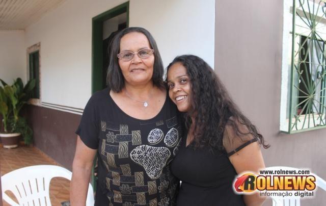 Irmãs que não se viam há mais de 30 anos se reencontram em Rolim de Moura