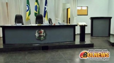 Rolim de Moura poderá perder R$ 8 milhões em recursos se não houver sessão extraordinária