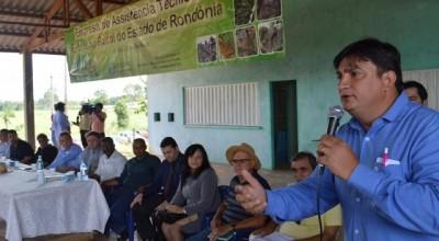 Cleiton Roque destaca aprovação de R$ 20 milhões para agricultura