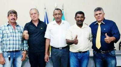 Deputado Só na Bença assina convênio para a saúde de Primavera de Rondônia