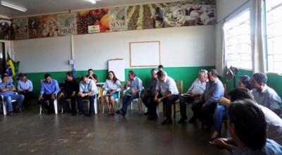 Deputados e pecuaristas buscam saída para queda no preço da arroba do boi