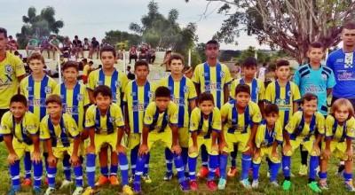 Escolinha Rolim retorna as atividades com vitória, em jogo amistoso