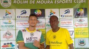 Mais dois reforços chegam ao Rolim de Moura Esporte Clube