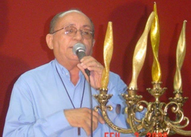 NOTA DE PESAR: Falecimento do Padre Zenildo Gomes da Silva