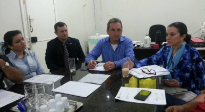 Obra de esgotamento sanitário vai consolidar desenvolvimento de Rolim de Moura, diz Marinha Raupp