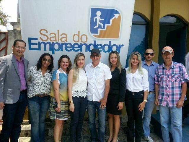 Sebrae e prefeituras implantam salas do empreendedor