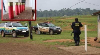 Terror e destruição: Bando armado invade Fazenda da família Miotto em Monte Negro