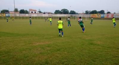 De olho no estadual, Rolim de Moura realiza primeiro treino oficial no estádio