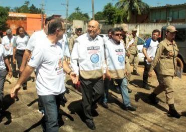 Em pronunciamento, governador Confúcio Moura conclama sociedade rondoniense no combate ao Aedes Aegypti