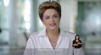 'Guerra' contra Aedes é complexa e exige engajamento, diz Dilma na TV