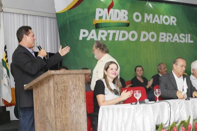 Maurão de Carvalho anuncia saída do PP e confirma convite do PMDB