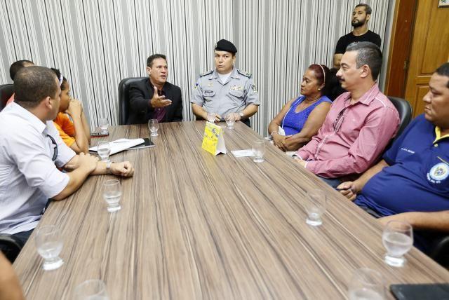 Maurão garante que projeto alterando regime previdenciário de militares será discutido com a classe