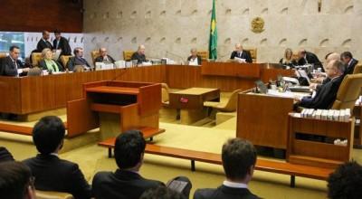 PECs alteram forma de escolha de ministros do STF