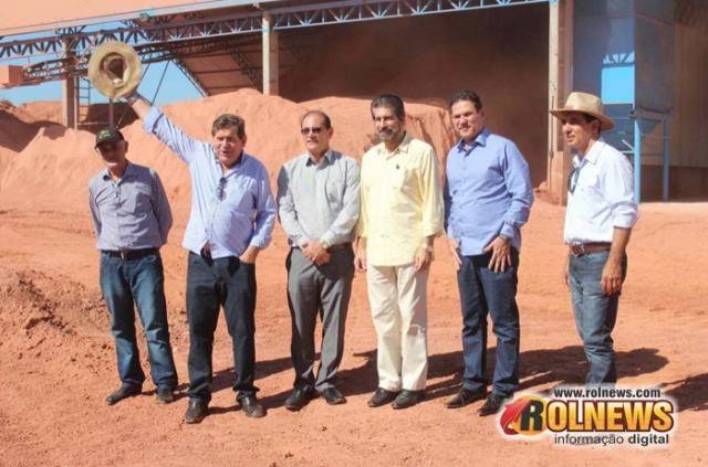 Raupp comemora liberação de financiamento aos produtores de RO para compra de insumos