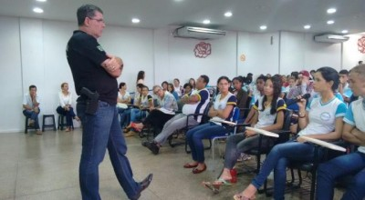Delegado Morari fecha mais um ciclo de palestras em Rolim de Moura
