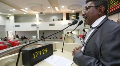 Deputado registra união do parlamento com o governo estadual