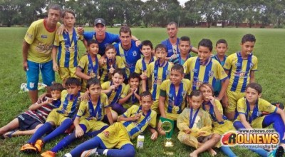 Escolinha Rolim vence Copa Esperança no sub 12 e garante pódio em mais duas categorias
