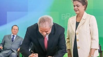 Juíza do Rio de Janeiro concede outra liminar contra posse de Lula