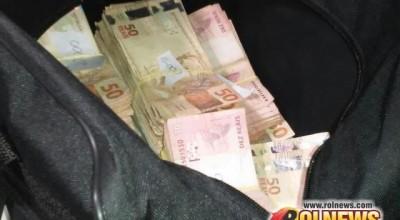 Mais de R$ 114 mil são furtados de Supermercado em Cacoal