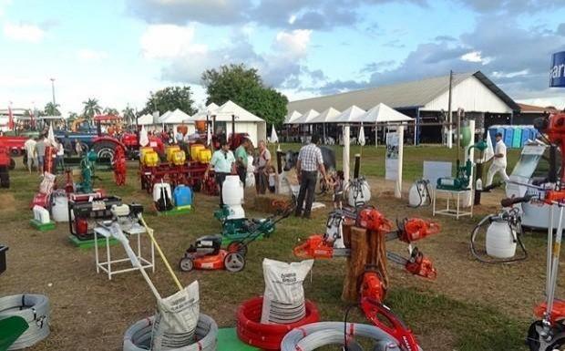 Máquina inteligente vai reciclar e premiar visitantes da 5ª Rondônia Rural Show