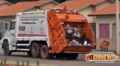 Prefeitura de Rolim de Moura inicia cobrança da taxa do lixo; veja valores