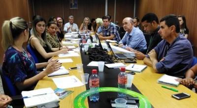 Reunião de alinhamento nivela ações de planejamento e execução da 5ª Rondônia Rural Show