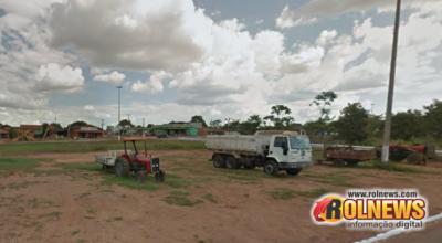 Rolim:Veículos estacionados em canteiro e comércios que  ocuparem calçadas serão multados
