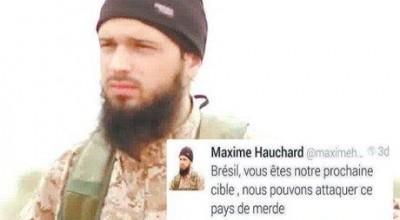 Agência confirma ameaça do Estado Islâmico contra o Brasil: