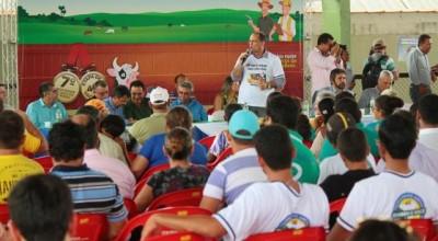 Anúncio da normalização do preço da carne marca o lançamento da campanha contra a febre aftosa em Rondônia