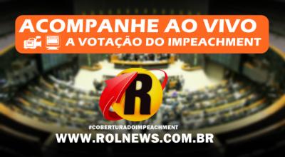 AO VIVO: Votação do impeachment de Dilma acontece agora na Câmara