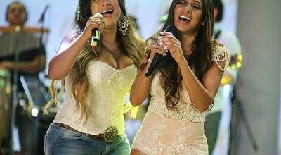 'As coleguinhas' Simone e Simaria se apresentam em Ariquemes