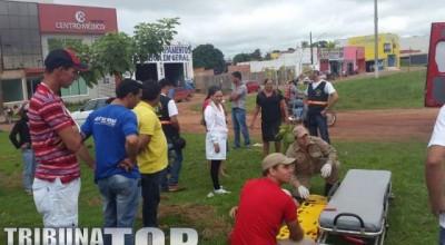 Comtran diz que mulher de Alta Floresta não desmaiou por causa de multa, em Rolim
