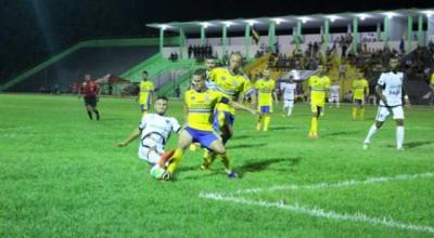 De virada, Rondoniense bate Rolim por 2 a 1 e reassume a liderança na tabela