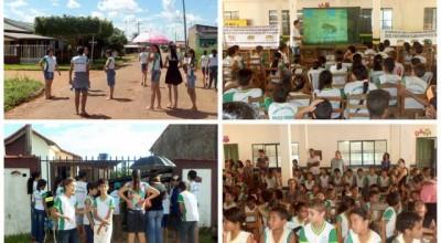 Escola movimenta comunidade contra o Aedes aegypti, em Alto Alegre