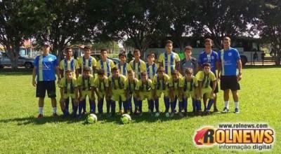 Escolinha Rolim participa da Copa Mabel  em Ji-Paraná e vence em duas categorias