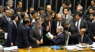Estados que elegeram Dilma votam a favor do impeachment