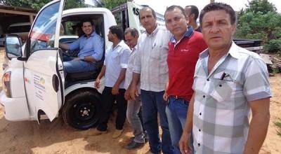 Jean Oliveira cobra da CAERD água tratada para Vitoria da União em Corumbiara