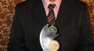 Jornal Correio da Mata recebe pelo segundo Troféu de Destaque Empresarial
