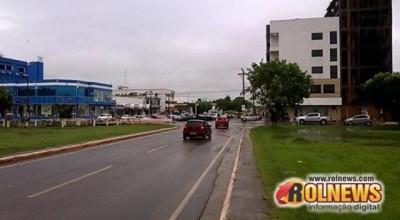 Meteorologia prevê frente fria para Rondônia na semana que vem