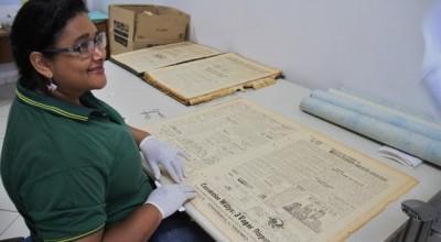 Museu começa digitalização de jornais, fotos, mapas e documentos que revelam um século de história rondoniense