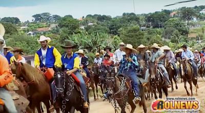 Promotoria de Santa Luzia firma TAC para organização da Cavalgada
