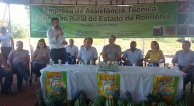 Raupp afirma que agronegócio é a alternativa para evitar a crise em Rondônia