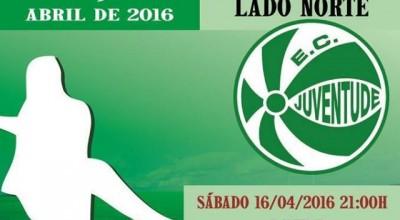 Rolim: Festa do Esporte Clube Juventude é neste final de semana na linha 196