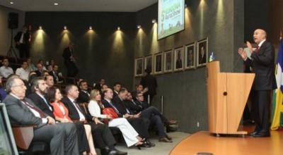 Rondônia Rural Show é apresentada para representantes de 32 nacionalidades durante evento em Brasília